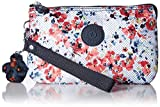 Kipling Creativity XL Printed Pouch, Busy Blossoms