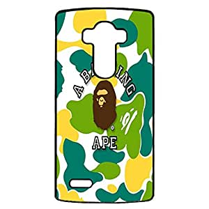 Stylish Camouflage Design New Fashion Bape Phone Case Cover for LG G4 Bape Stylish Hot