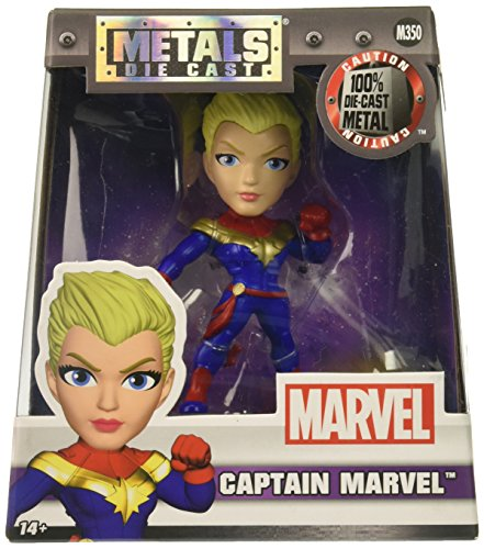 Jada Toys Metals Marvel 4
