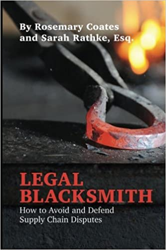 Legal Blacksmith: How To Avoid And Defend Supply Chain Disputes