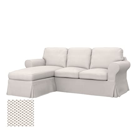 Divano Ikea Ektorp.Soferia Replacement Cover For Ikea Ektorp 2 Seat Sofa With