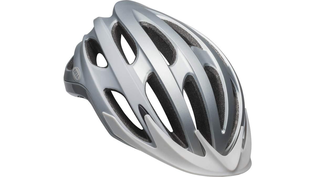 BELL Drifter MIPS XC MTB Fahrrad Helm silberfarben grau 2019