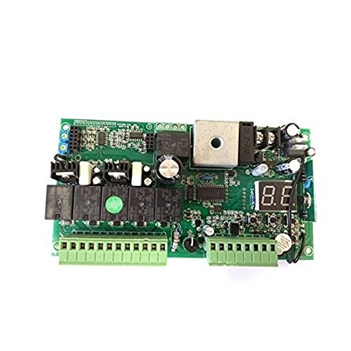 ALEKO PCBLM433 Replacement Circuit Control Board for AS/GG 600/1200 Series Swing Gate Openers by ALEKO (Image #1)