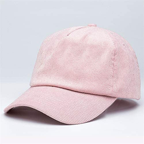 Gorra de Pana de Color sólido, otoño Invierno, Hombres y Mujeres ...