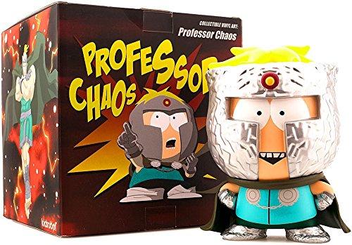 Figure Vinyl Kidrobot (South Park Professor Chaos Designer Vinyl Figure Kidrobot)