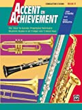 Accent on Achievement, Conductor's Score, John O'Reilly and Mark Williams, 073900641X
