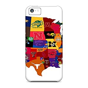 Iphone 5c Cases Bumper Covers For College Nation Accessories