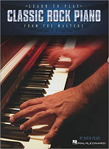 Book Learn to Play Classic Rock Piano from the Masters