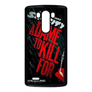 Sin City A Dame To Kill For LG G3 Cell Phone Case Black&Phone Accessory STC_146891