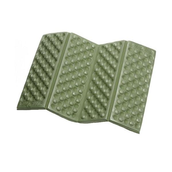 Omeny Outdoor schiuma giardino di campeggio pieghevole sedile impermeabile cuscino per sedia Pad (verde) 1 spesavip