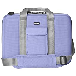 Cocoon CLB354BL Laptop Case, up to 13 inch, 15 x 3.25 x 11 inch, Blue