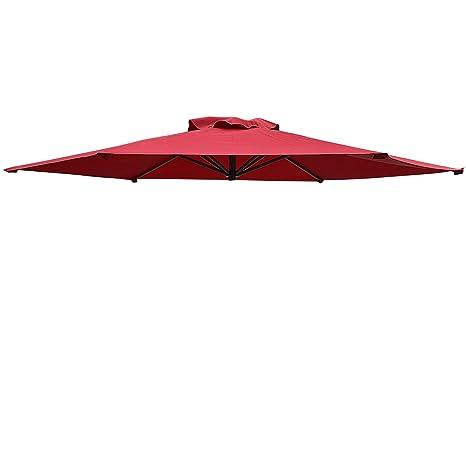 Amazon Com Umbrella Cover Canopy 8 2ft 6 Rib Patio Replacement Top