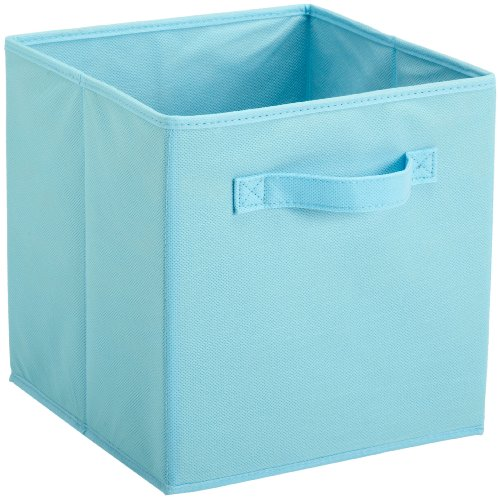 Modular Office Cottage (ClosetMaid 5879 Cubeicals Fabric Drawer, Light Blue)