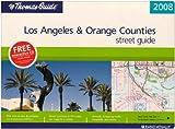 Thomas Guide 2008 Los Angeles & Orange Counties Street Guide (Los Angeles and Orange Counties Street Guide)
