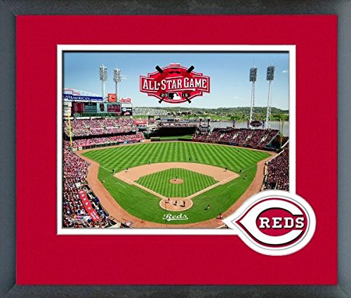 Cincinnati Reds Great American Ball Park MLB Stadium Photo (Size: 13