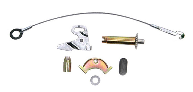 ACDelco 18K23 Professional Rear Passenger Side Drum Brake Adjuster Kit
