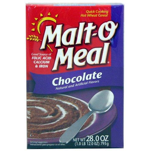 Malt-O-Meal Chocolate Cereal 28 oz. - 4 Unit Pack