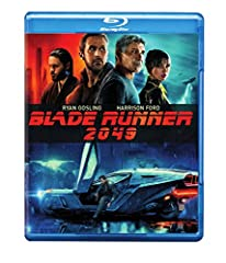 Blade Runner 2049 (Blu-ray) (BD)Thirty years after the events of the first film, a new blade runner, LAPD Officer K (Ryan Gosling), unearths a longburied secret that has the potential to plunge what's left of society into chaos. K's discovery...