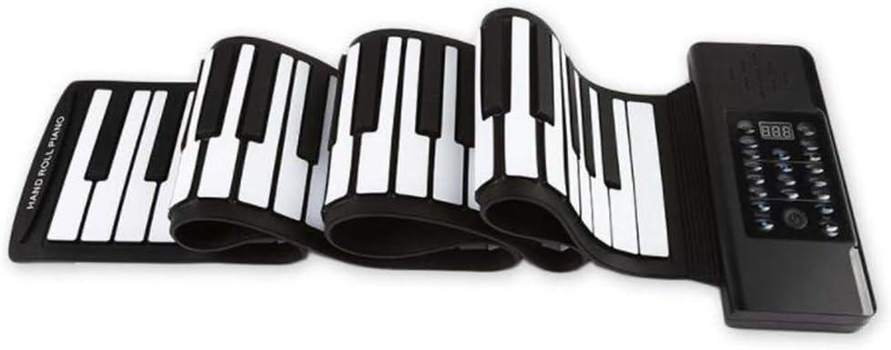 Piano Portátil De 88 Teclas Para Rollos De Mano, Bocina De ...