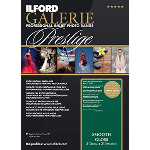 ILFORD GALERIE Prestige Smooth Gloss - 8.5