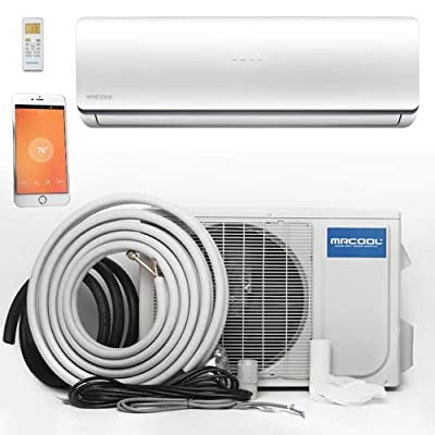 MRCOOL Oasis Hyper Heat 12K BTU 22.5 SEER Ductless Mini-Split Heat Pump