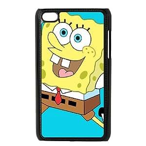 Sponge-Bob iPod Touch 4 Case Black Xbeaw