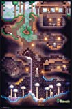 Trends Intl. Terraria-Screenshot Poster, 24-Inch by 36-Inch