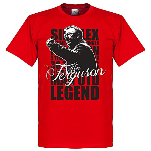 Ferguson Legend T-Shirt - rot