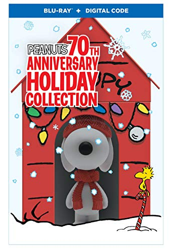 Peanuts Halloween Figures 2019 (Peanuts 70th Anniversary Holiday Collection Limited Edition)
