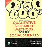 Qualitative Research Methods for the Soc