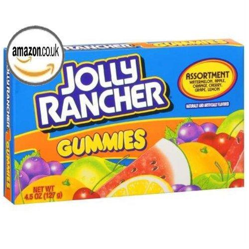 Jolly Rancher Gummies Original Flavors 4.5 oz ()