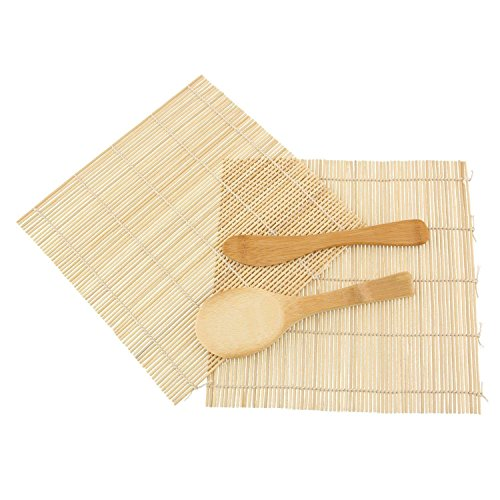 JapanBargain Rolling Paddle Spreader Natural
