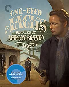 One-Eyed Jacks (The Criterion Collection) [Blu-ray]
