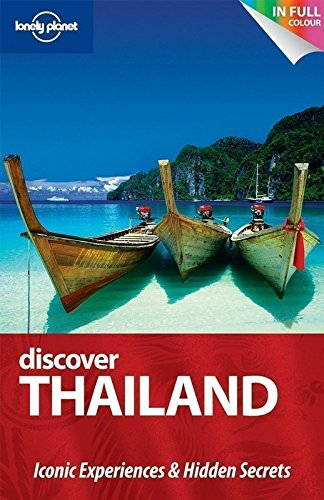 Lonely Planet Discover Thailand (Full Color Country Travel - Beach Planet Brandon