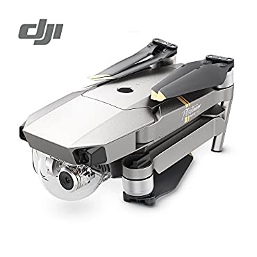 DJI Mavic PRO Platinum Drone Collapsible Quadcopter