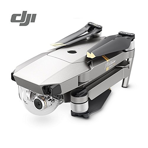 DJI Mavic PRO Platinum Drone Collapsible Quadcopter by DJI