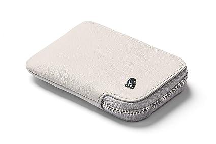 a67999a2 Bellroy Leather Card Pocket Wallet Alabaster