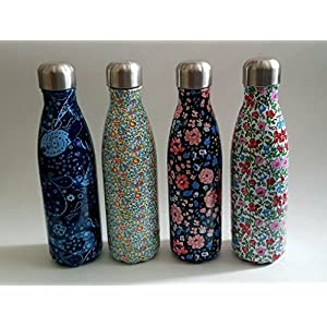 Starbucks Swell Water Bottles, Liberty Fabrics Collection (4 Bottles)