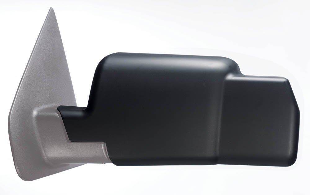 Fit System 81800 Ford F-150//Lincoln LT Snap-on Towing Mirror Pair