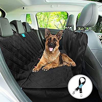 Pet Car Hammock >> Dog Car Seat Covers Pet Car Seat Cover 100 Waterproof Dog Hammock For Back Seat Dog Seat Cover For Cars Trucks Suvs Washable Luxury Heavy Duty
