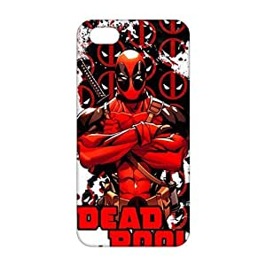 3D Case Cover Deadpool Cartoon Anime Phone Case For Iphone 5/5S Cover