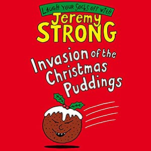 Invasion of the Christmas Puddings! Audiobook