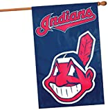 "Cleveland Indians 28"" x 44"" House Banner Flag"
