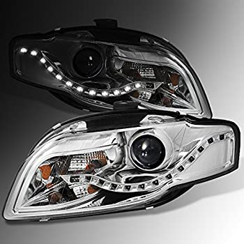 Amazoncom Audi A Projector Xenon Type Headlights - 2006 audi a4 headlights