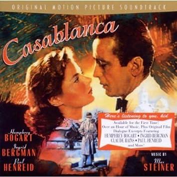 Casablanca CD
