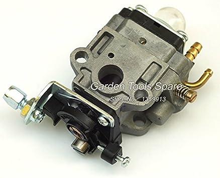 Amazon.com: Gasolina Desbrozadora carburador Carb Para CG430 ...