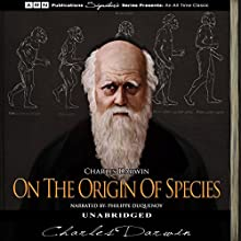 On the Origin of Species Audiobook by Charles Darwin Narrated by Philippe Duquenoy