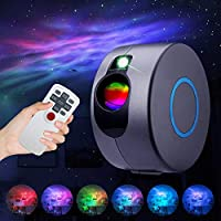 LED Night Light, Colorful Projector, Star Projector, Galaxy Projector, Lights for Room, Starlight Projector, 7 Lighting…