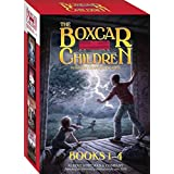 The Boxcar Children® Mysteries Boxed Set #1-4