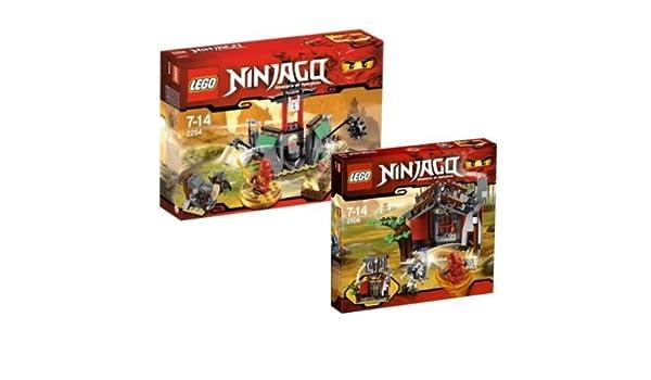 LEGO 2508 - 2254 Ninjago - La herrería y la montaña Sagrada ...